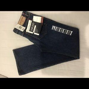 Calvin Klein Jeans dark blue boot leg